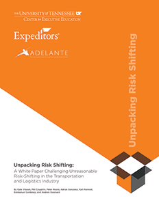 Unpacking Risk Shifting