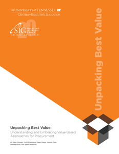Unpacking Best Value