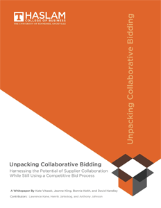 Unpacking Collaborative Bidding