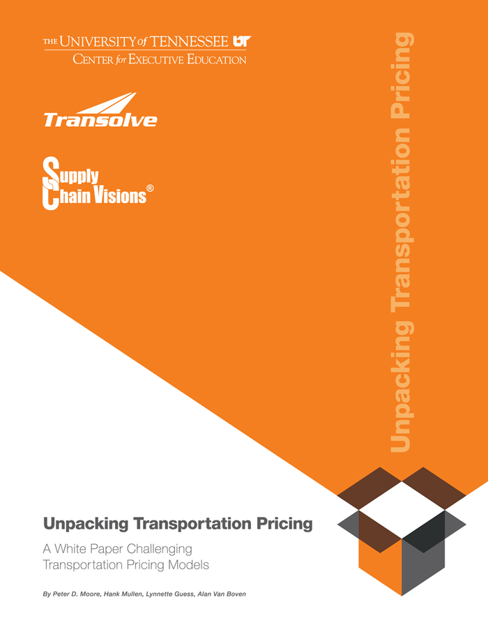 Unpacking Transportation Pricing