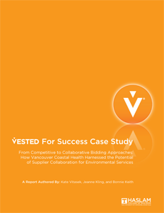 VCH Case Study: Collaborative Bidding