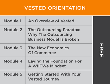 Vested Orientation Syllabus
