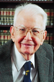 Nobel Economist Ronald Coase, Giant of TCE, Dies at 102