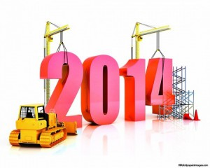 What is building for 2014?