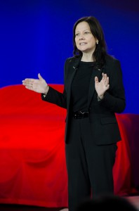 Mary Barra_Dave Pinter
