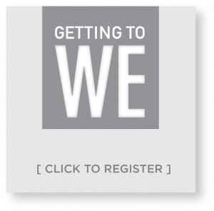 Register for Getting To We