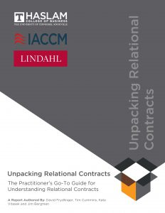 Relational Contracting: Overcoming the Paradox