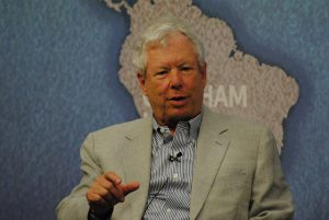 Richard Thaler Awarded Nobel Prize for His Contributions to Behavioral Economics